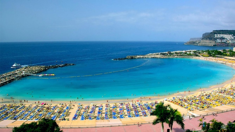 Property For Sale In Gran Canaria Amadores Beach